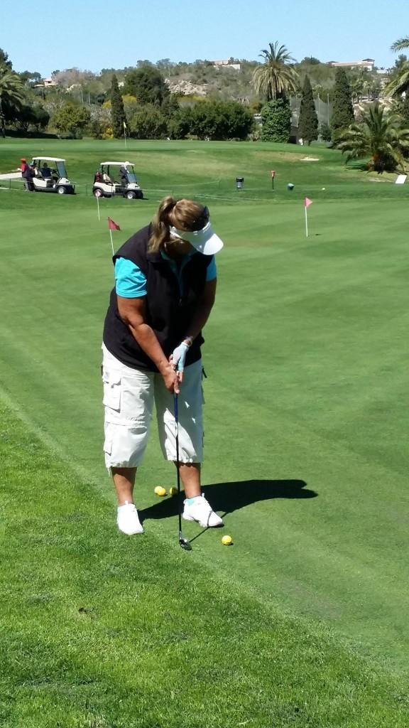 Mirja_golf