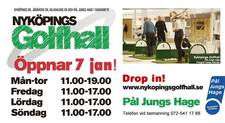 Nyköpings Golfhall